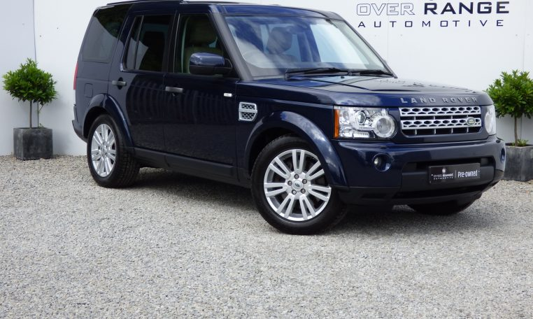 Discovery Land Rover >> Land Rover Discovery 4 3 0 Sdv6 Xs